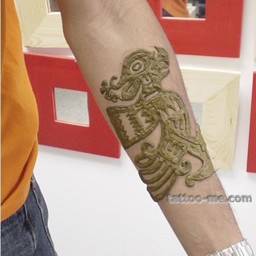 Birds henna for Aztec tattoo shop phoenix az