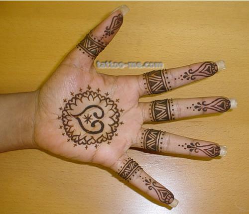 Simple Henna Design  YouTube