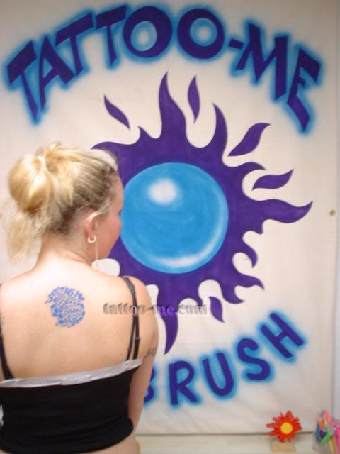 Tattoo-Me Airbrush