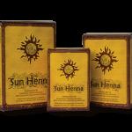 Sun Henna Kit
