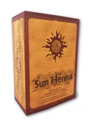 Sun Henna Kit 50