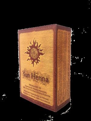 Sun Henna Kit 10