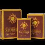 Sun Henna Powder 50, 100, 200